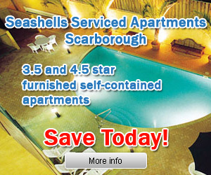 Seashells Serviced Apartments Scarborough